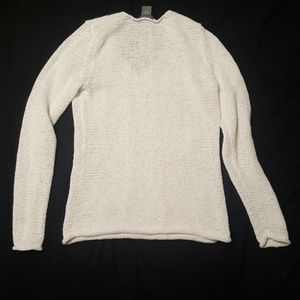 Ann Taylor Sweaters - White sweater